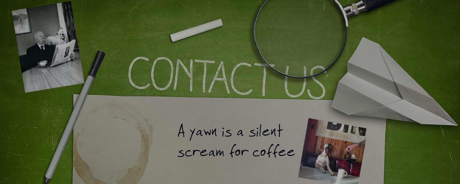 contact Coffee Confiential